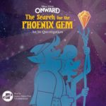 [PDF] [EPUB] Onward: The Search for the Phoenix Gem: An In-Questigation Download