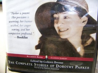 [PDF] [EPUB] The Complete Stories of Dorothy Parker on 18 Audio Cds Download by Dorothy Parker