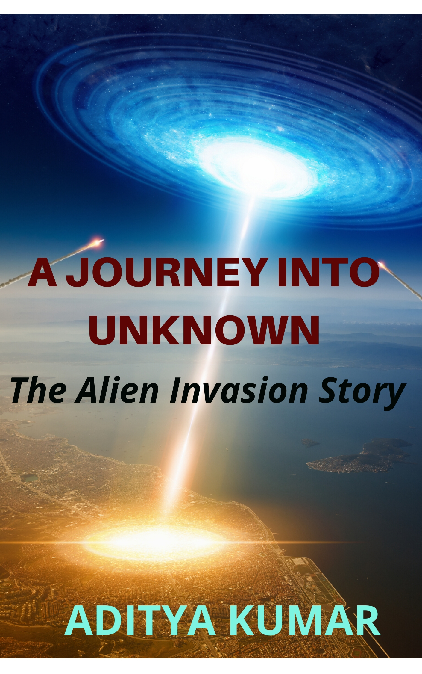 [PDF] [EPUB] A Journey Into Unknown: The Alien Invasion Story Download by Aditya Kumar