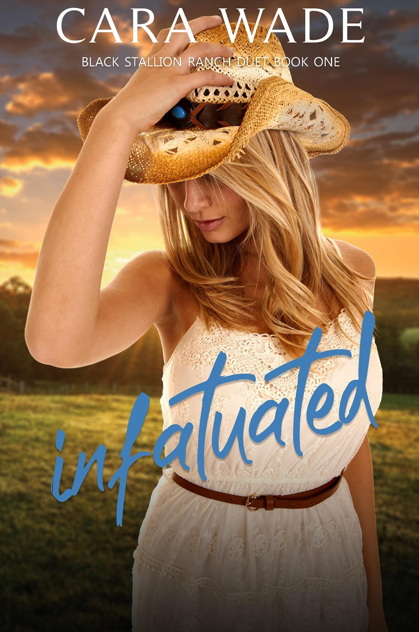 [PDF] [EPUB] Infatuated (Black Stallion Ranch, #1) Download by Cara  Wade