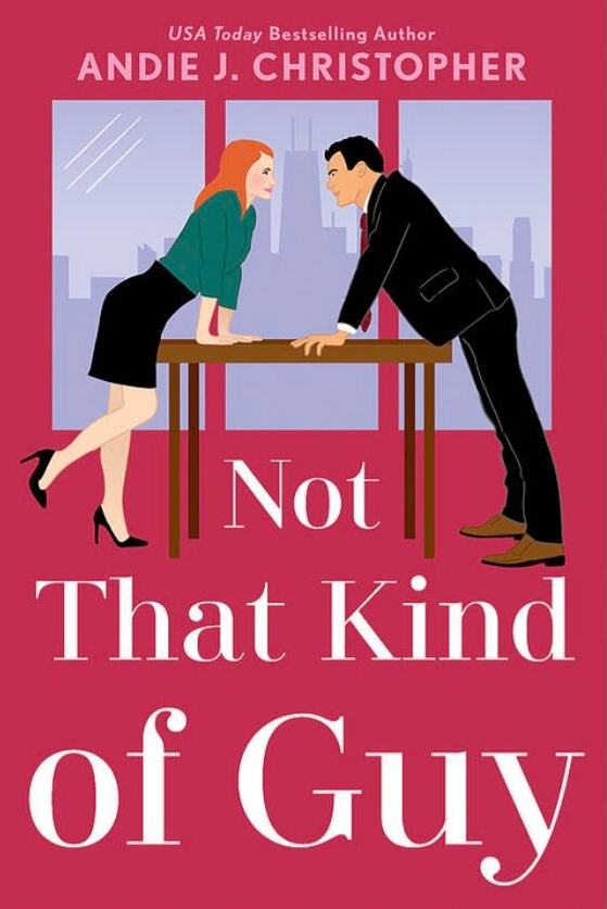 [PDF] [EPUB] Not That Kind of Guy Download by Andie J. Christopher
