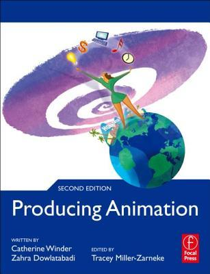 [PDF] [EPUB] Producing Animation Download by Catherine Winder