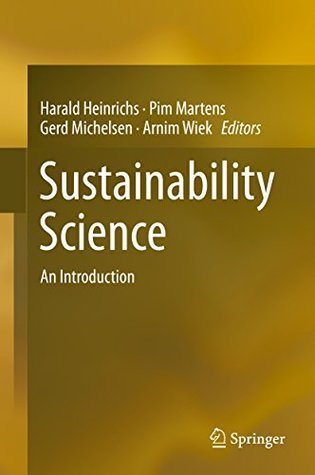 [PDF] [EPUB] Sustainability Science: An Introduction Download by Harald Heinrichs
