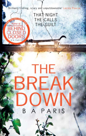 [PDF] [EPUB] The Breakdown Download by B.A. Paris