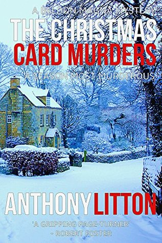 [PDF] [EPUB] The Christmas Card Murders (Beldon Magma Mysteries, #4) Download by Anthony Litton