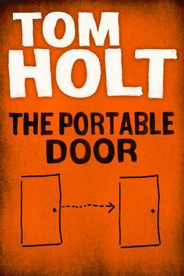 [PDF] [EPUB] The Portable Door Download by Tom Holt