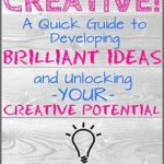 [PDF] [EPUB] Be Creative – A Quick Guide to Developing Brilliant Ideas and Unlocking Your Creative Potential Download