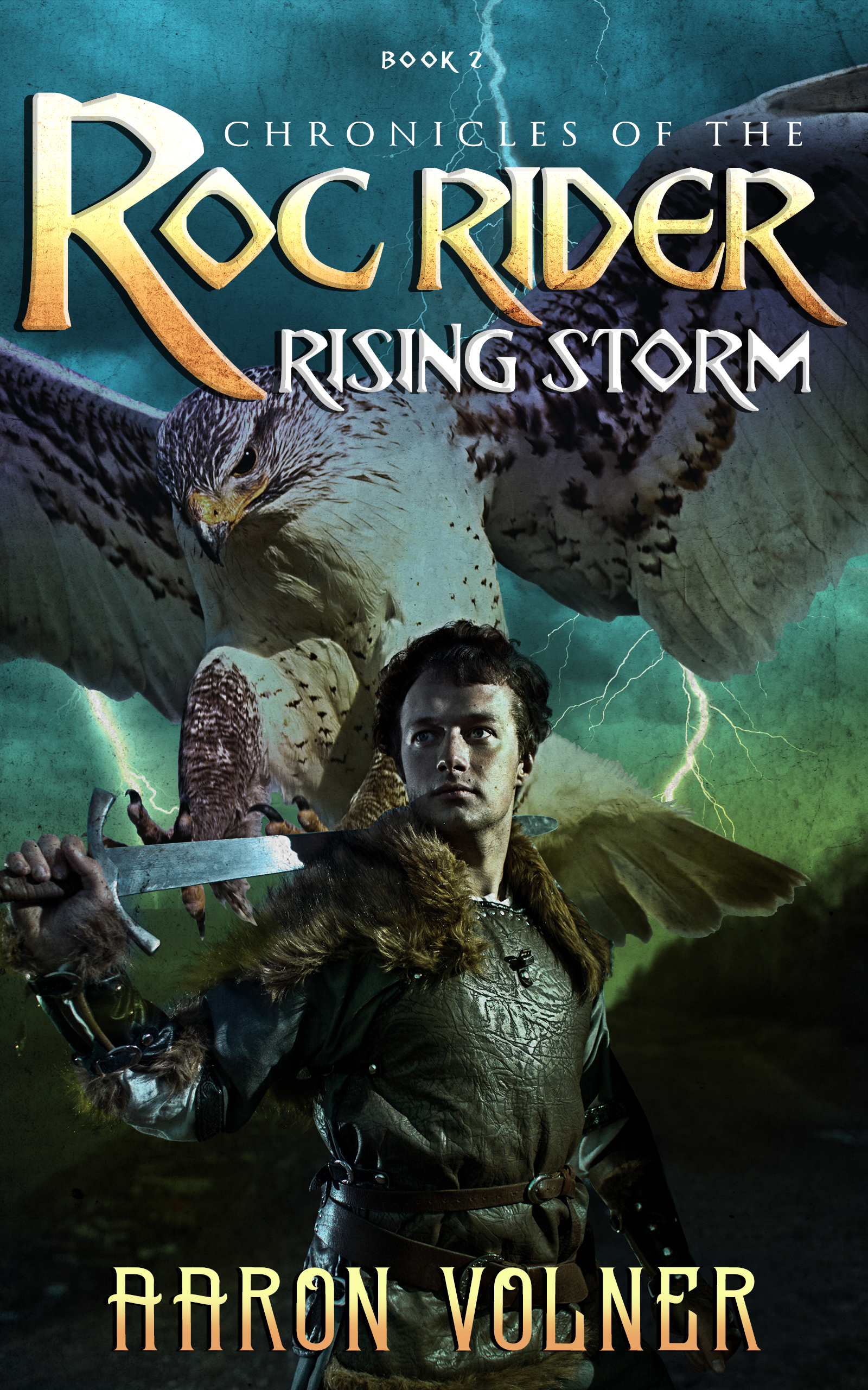 [PDF] [EPUB] Chronicles of the Roc Rider: Rising Storm Download by Aaron Volner