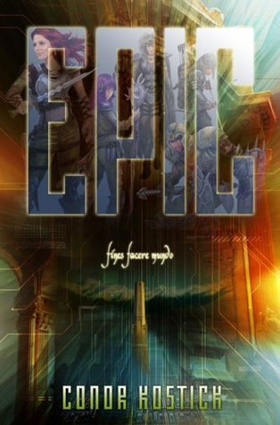 [PDF] [EPUB] Epic (Epic, #1) Download by Conor Kostick