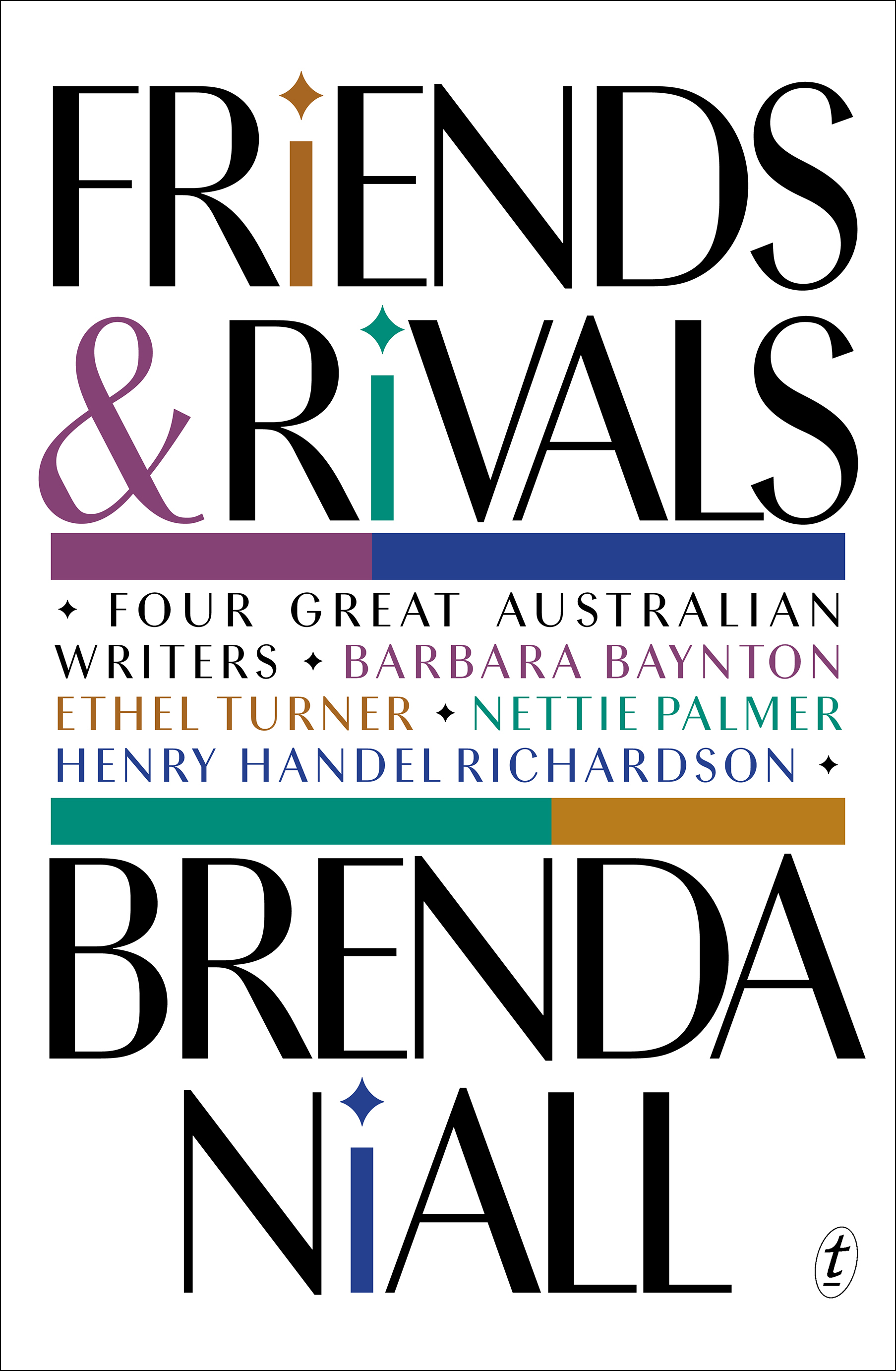 [PDF] [EPUB] Friends and Rivals, Four Great Australian Writers Download by Brenda Niall
