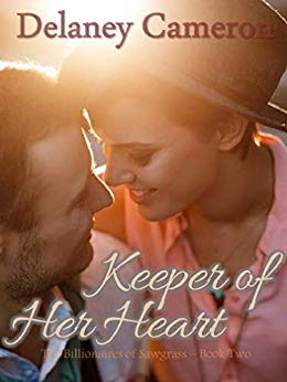 [PDF] [EPUB] Keeper of Her Heart (The Billionaires of Sawgrass, #2) Download by Delaney Cameron