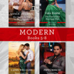 [PDF] [EPUB] Modern Box Set 5-8 June 2020 Shy Queen in the Royal Spotlight The Flaw in His Marriage Plan Expecting His Billion-Dollar Scandal Taming the Bi Download