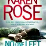 [PDF] [EPUB] No One Left to Tell (Romantic Suspense, #13; Baltimore, #2) Download