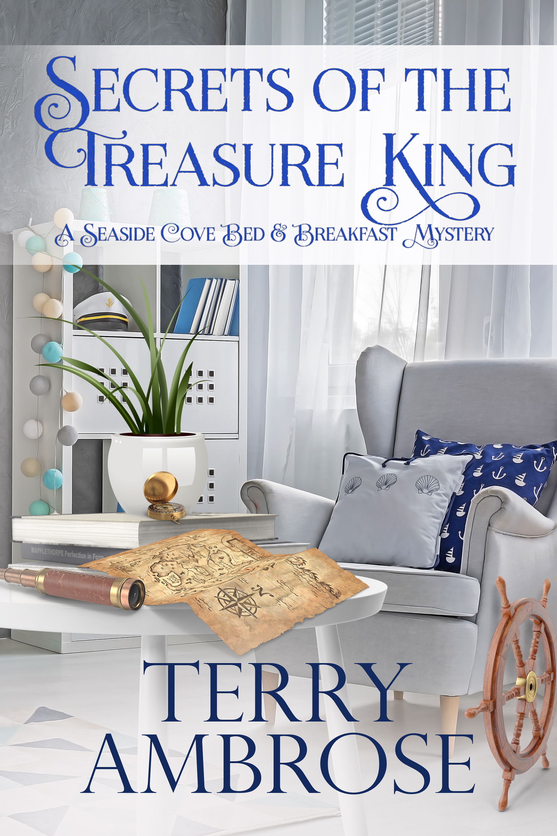 [PDF] [EPUB] Secrets of the Treasure King (A Seaside Cove Bed and Breakfast Mystery) Download by Terry Ambrose