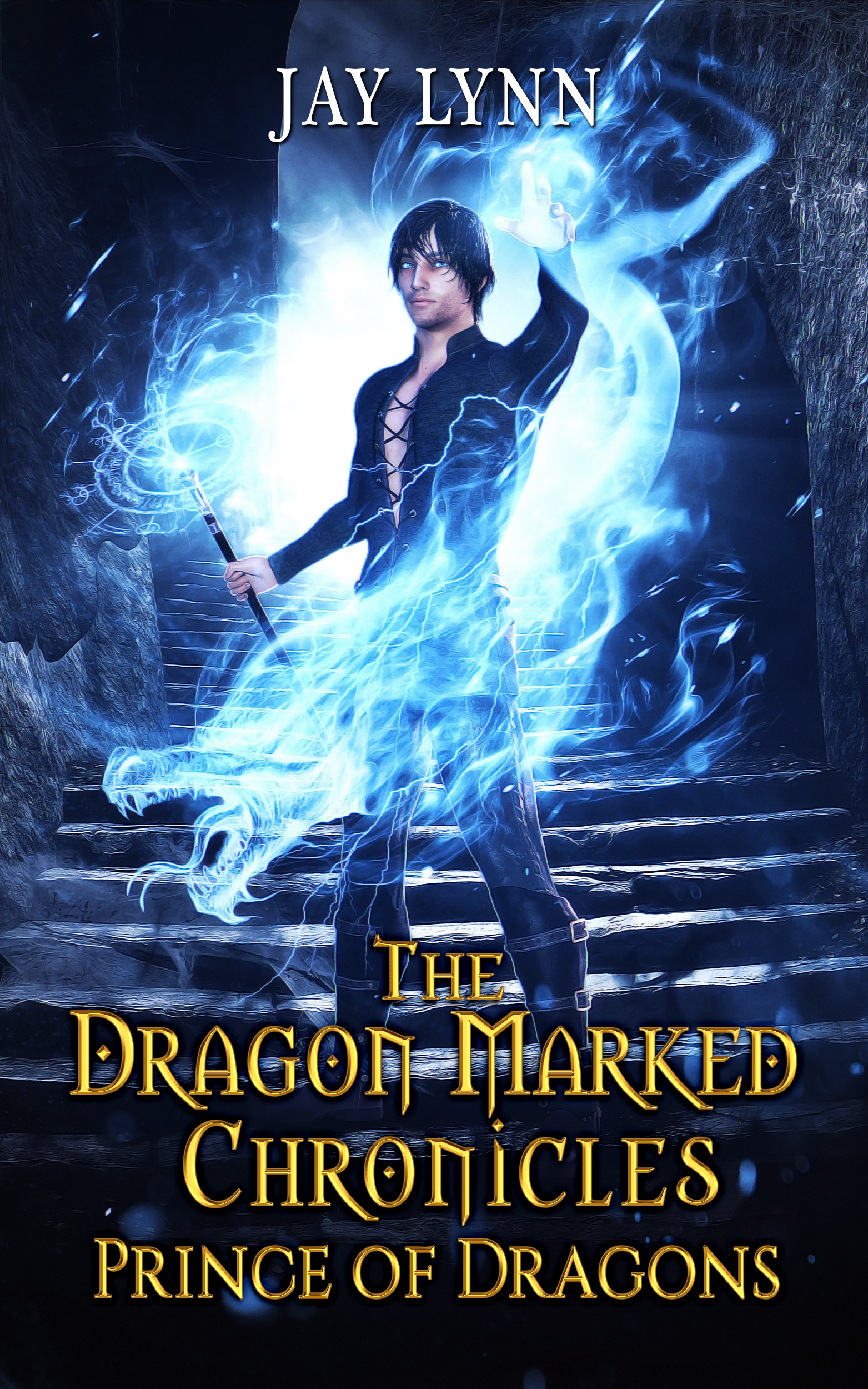 [PDF] [EPUB] The Dragon Marked Chronicles: Prince of Dragons (book #2) Download by Jay  Lynn
