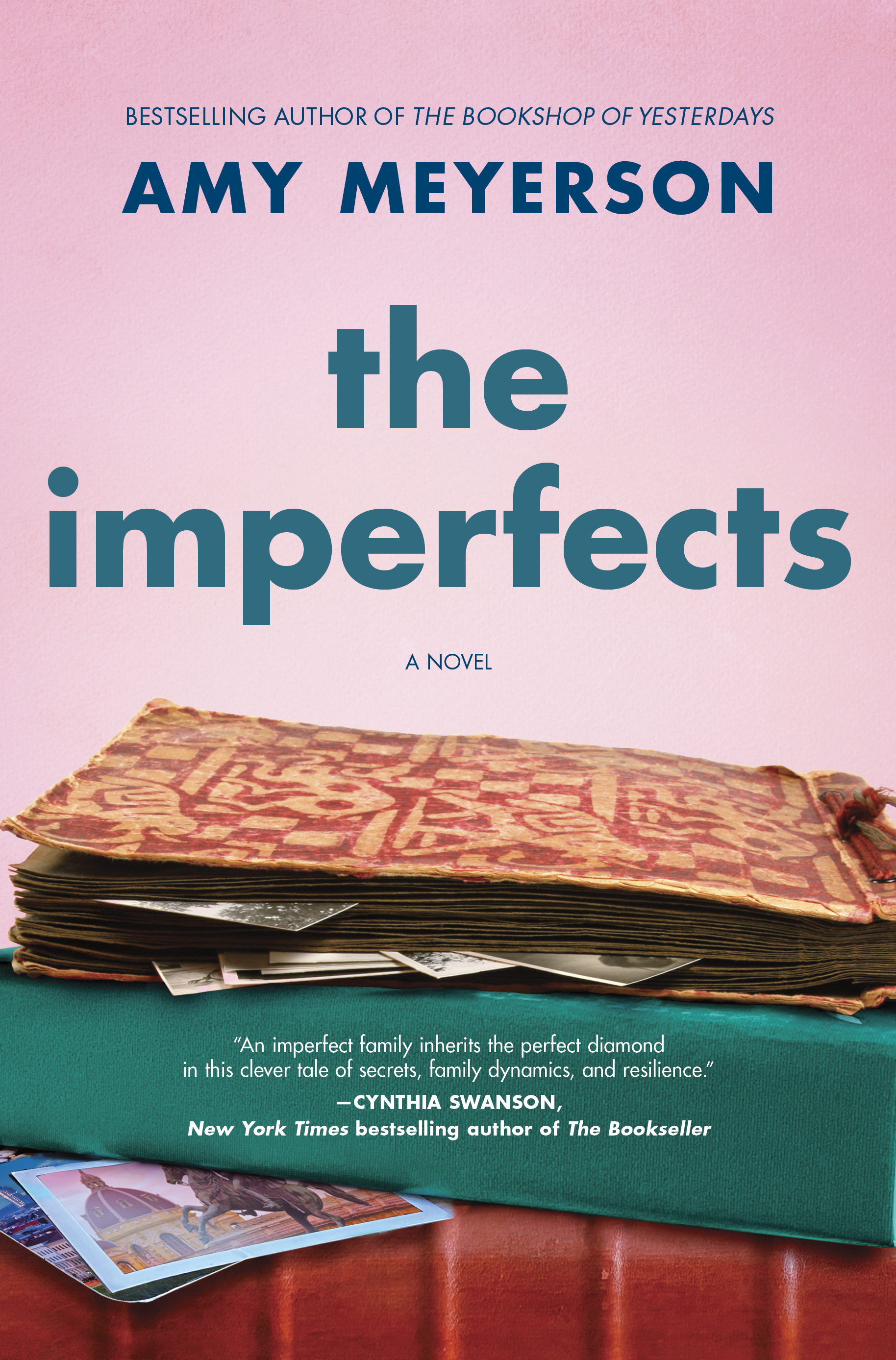 [PDF] [EPUB] The Imperfects Download by Amy Meyerson