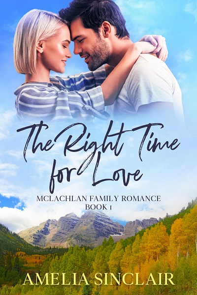 [PDF] [EPUB] The Right Time for Love Download by Amelia Sinclair
