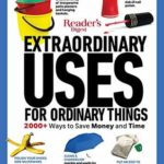 [PDF] [EPUB] Reader's Digest Extraordinary Uses for Ordinary Things New Edition Download