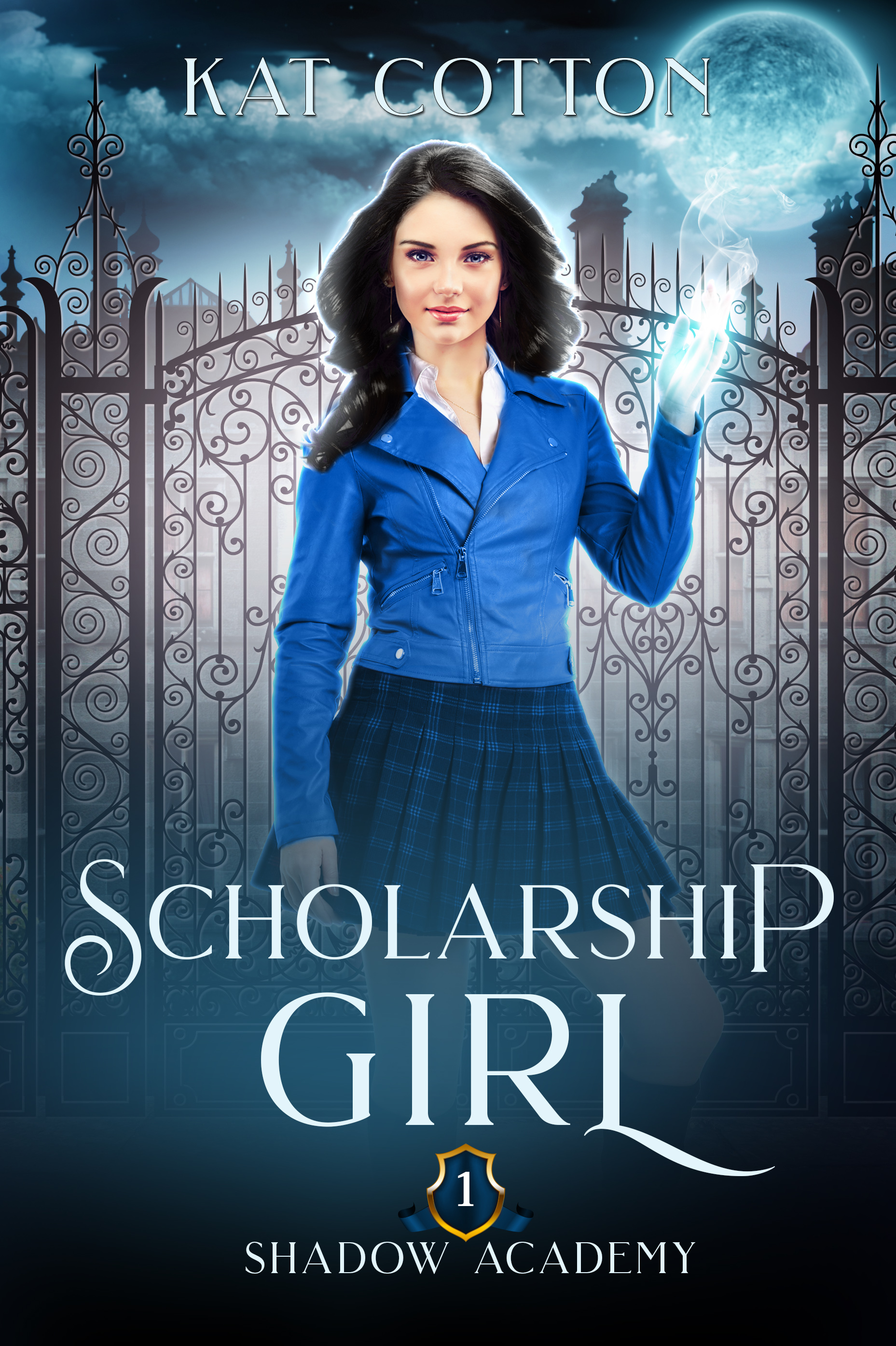 [PDF] [EPUB] Scholarship Girl (Shadow Academy Book 1) Download by Kat Cotton