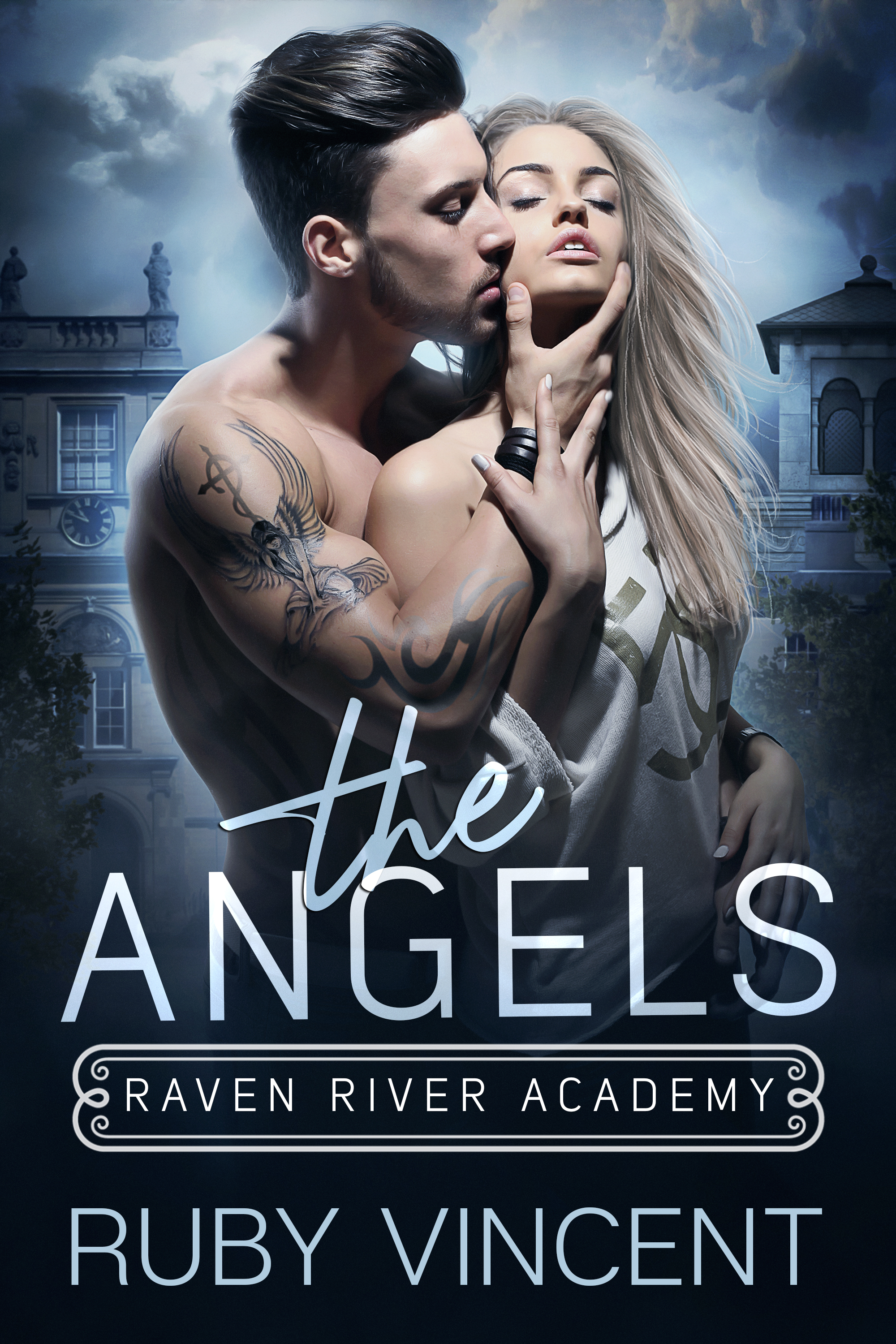 [PDF] [EPUB] The Angels (Raven River Academy, #1) Download by Ruby Vincent