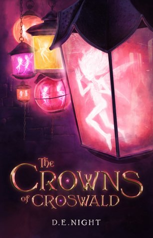[PDF] [EPUB] The Crowns of Croswald (The Croswald Series, #1) Download by D.E. Night