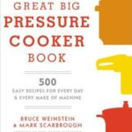 [PDF] [EPUB] The Great Big Pressure Cooker Book: 500 Easy Recipes for Every Machine, Both Stovetop and Electric Download