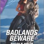 [PDF] [EPUB] Badlands Beware (Badlands Cops #5) Download