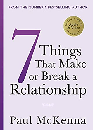 [PDF] [EPUB] Seven Things That Make or Break a Relationship Download by Paul McKenna