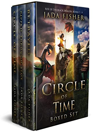 [PDF] [EPUB] Circle of Time Boxed Set: Rise of the Black Dragon, Books 7 - 9 (Rise of the Black Dragon Omnibus Book 3) Download by Jada Fisher