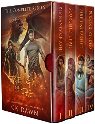 [PDF] [EPUB] Reign of Fae: The Complete Series Download by C.K. Dawn