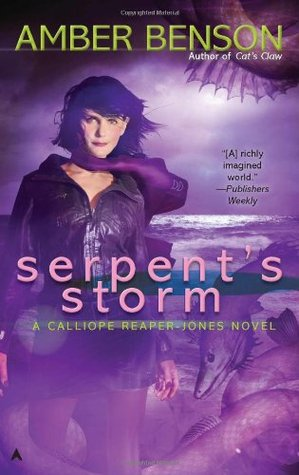 [PDF] [EPUB] Serpent's Storm (Calliope Reaper-Jones, #3) Download by Amber Benson