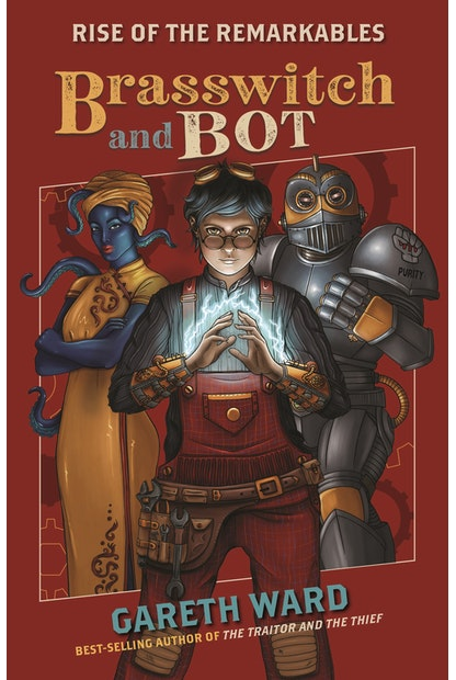 [PDF] [EPUB] The Rise of the Remarkables: Brasswitch and Bot Download by Gareth Ward