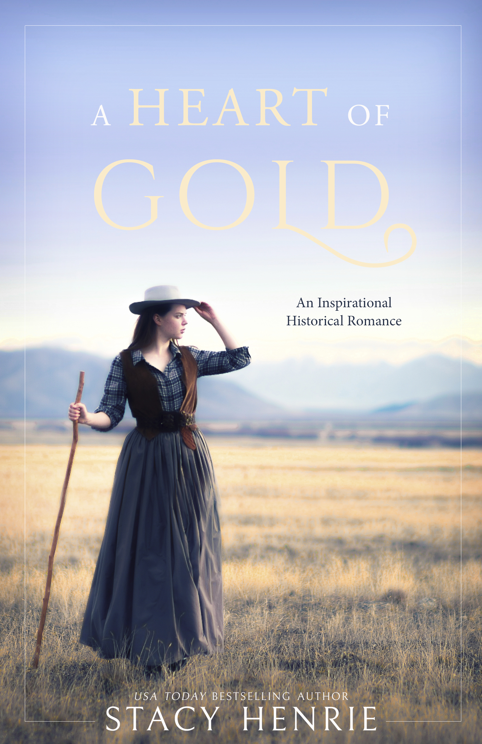 [PDF] [EPUB] A Heart of Gold Download by Stacy Henrie
