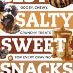[PDF] [EPUB] Best Salty Sweet Snacks: Awesome Treats That Your Taste Buds Will Savor Download