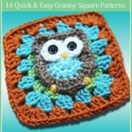 [PDF] [EPUB] How to Crochet: 16 Quick and Easy Granny Square Patterns Download