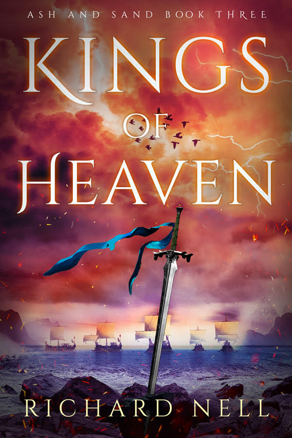 [PDF] [EPUB] Kings of Heaven (Ash and Sand, #3) Download by Richard Nell