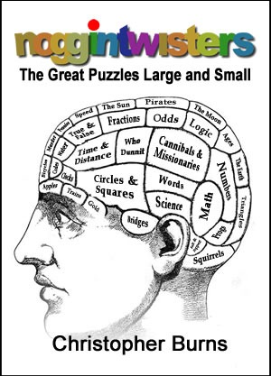 [PDF] [EPUB] Noggintwisters: The Great Puzzles Large and Small Download by Christopher   Burns