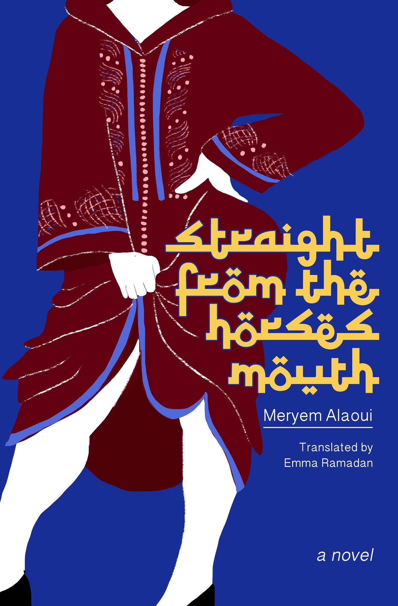 [PDF] [EPUB] Straight from the Horse's Mouth Download by Meryem Alaoui