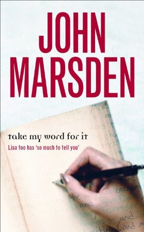 [PDF] [EPUB] Take My Word for It Download by John Marsden