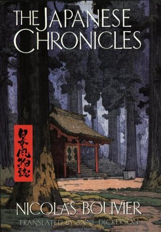 [PDF] [EPUB] The Japanese Chronicles Download by Nicolas Bouvier