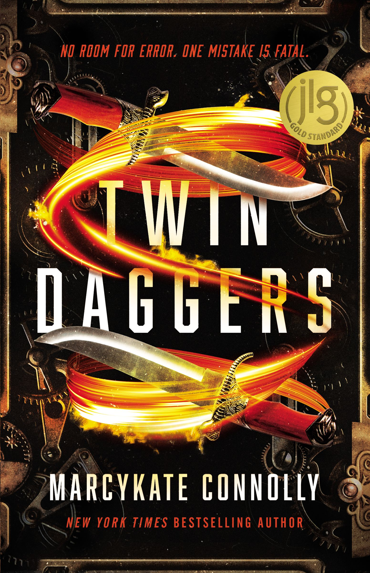 [PDF] [EPUB] Twin Daggers Download by MarcyKate Connolly