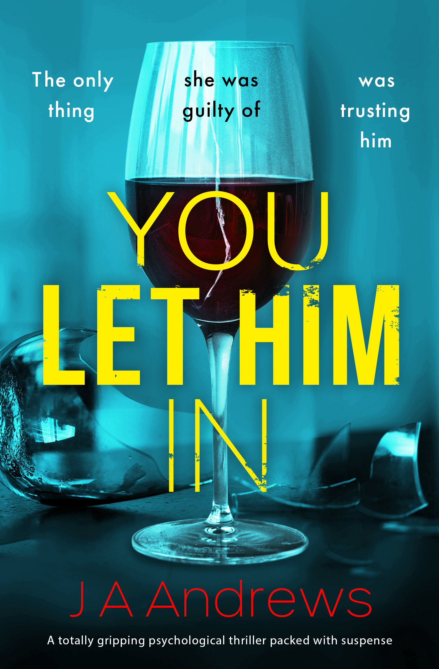 [PDF] [EPUB] You Let Him In Download by J.A.   Andrews