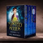 [PDF] [EPUB] Cloverville Mystery Series Box Set Books 1-4: Paranormal Cozy Mystery Download