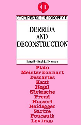 [PDF] [EPUB] Derrida and Deconstruction Download by Hugh J. Silverman