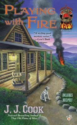 [PDF] [EPUB] Playing with Fire (Sweet Pepper Fire Brigade Mystery, #2) Download by J.J. Cook