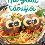 [PDF] [EPUB] The Great Sacrifice: Cooking for your Little Fellows as Your Best Self Download