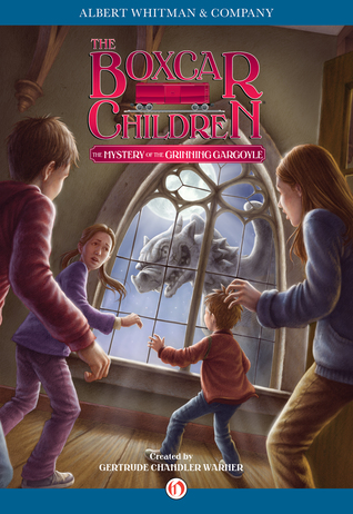 [PDF] [EPUB] The Mystery of the Grinning Gargoyle Download by Gertrude Chandler Warner