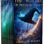 [PDF] [EPUB] The Witches of Pressler Street Complete BoxSet: An Urban Fantasy Action Adventure Download