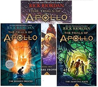Pdf Epub Trials Of Apollo 3 Book Set The Hidden Oracle The Dark Prophecy The Burning Maze Download