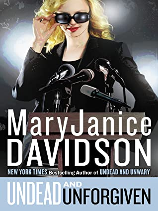 [PDF] [EPUB] Undead and Unforgiven (Undead, #14) Download by MaryJanice Davidson